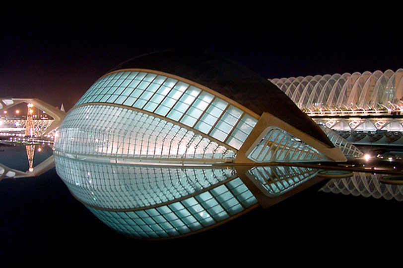 Campo Anibal Catering at the City of Arts and Sciences